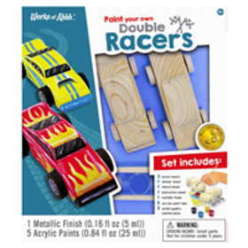 Works of Ahhh Double Racers
