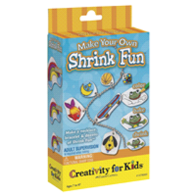 Creativity for Kids Make Your Own Shrinky Dinks