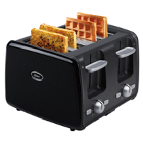 Oster 3905 Cool Touch 4 Slice Toaster - Black