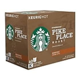 Starbucks Pike Place Coffee, Keurig® K-Cup® Pods,