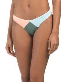 REEF Sliced Color Block Bottom