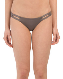 VITAMIN A Made In Usa Solid Neutra Hipster Bottom