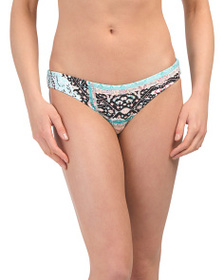SEAFOLLY Moroccan Moon Hipster Bottom