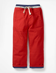 Boden Lined Mariner Pants