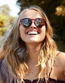 American Eagle Aerie Love Goes Round Sunnies