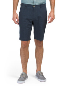 BEN SHERMAN Ditsy Dot Shorts