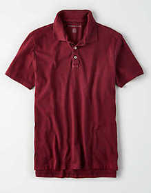 American Eagle AE Jersey Polo