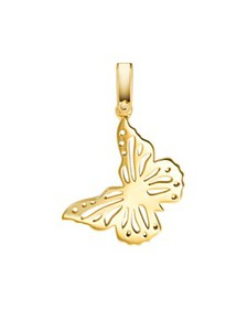 Michael Kors - Butterfly Charm in 14K Gold-Plated