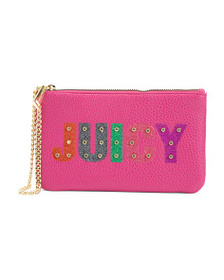 JUICY COUTURE Rock Candy Logo Wallet