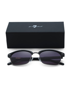 7 FOR ALL MANKIND Unisex Designer Sunglasses With