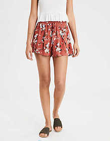 American Eagle AE Tulip Runner Shorts