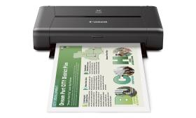 CANON PIXMA iP110 Wireless Mobile Printer With Air