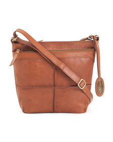 BORN Leather Broomfield Crossbody