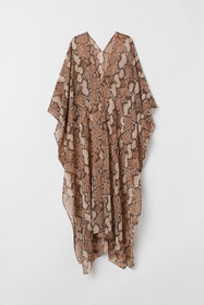 Kaftan with Buttons