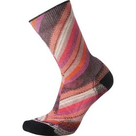 Smartwool PhD Outdoor Light Print Crew Sock - Wome