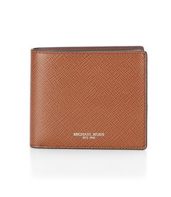 Michael Kors Harrison Leather Billfold Wallet