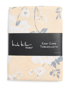 NICOLE MILLER Maxine Floral Tablecloth