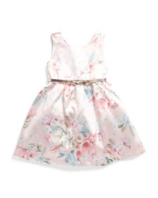 CATHERINE MALANDRINO Little And Big Girls Floral S