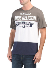 TRUE RELIGION Verb With Panels Top