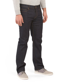 SEVEN7 4 Way Stretch Straight Jeans