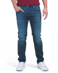 DIESEL Belther Slim Tapered Jeans