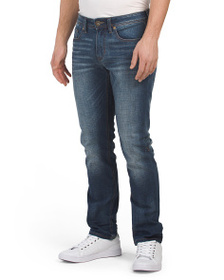 SEVEN7 Tapered Slim Stretch Jeans
