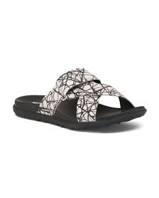 MERRELL All Day Comfort Leather Sandals