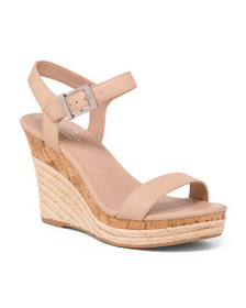 CHARLES BY CHARLES DAVID Ankle Strap Espadrille We