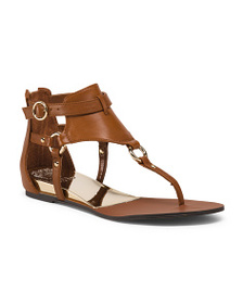 VINCE CAMUTO Hooded Sandals