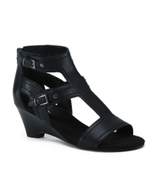 A2 BY AEROSOLES T-strap Sandals