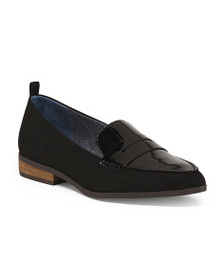 DR. SCHOLL'S Slip On Pointy Toe Loafers
