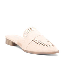 CHARLES BY CHARLES DAVID Slip On Pointy Toe Mules
