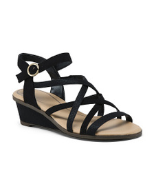 DR. SCHOLL'S Comfort Strappy Sandals