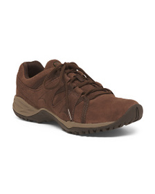 MERRELL Nubuck Leather Comfort Hiking Shoes