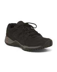 MERRELL Comfort Leather Hiking Shoes