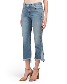 J BRAND Made In Usa Aubrie High Rise Bootcut Jeans