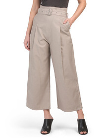 J BRAND High Waisted Belted Pants