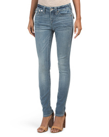 TRUE RELIGION Bootcut Contrast Stitching Jeans