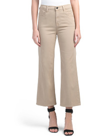 J BRAND Joan High Rise Cropped Jeans