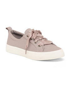 SPERRY Lace Up Canvas Sneakers