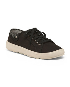 MERRELL Around Town City Lace Canvas Shoes