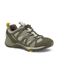 MERRELL Waterproof All Day Comfort Leather Hiking