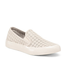 SPERRY Perforated Slip On Sneakers