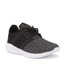 NAUTICA Lace Up Knit Sneakers