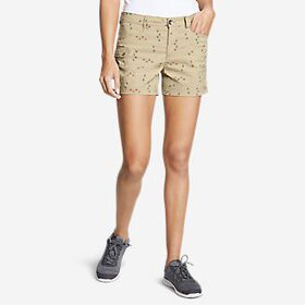Women's Horizon One Cargo Pocket Shorts - Prin