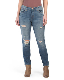 J BRAND Made In Usa Johnny Mid Rise Boyfit Jeans