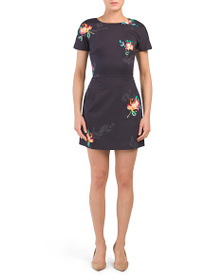 FRENCH CONNECTION Delphine Stretch Dress