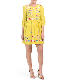 FRENCH CONNECTION Saya Crepe Dress
