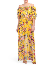 FRENCH CONNECTION Linosa Crinkle Dress