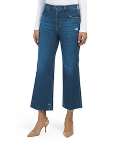 J BRAND Made In Usa Double Take Flare Jeans